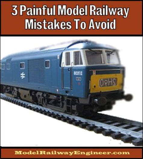 Free Home Plan Software model railway baseboard construction avoid these 3