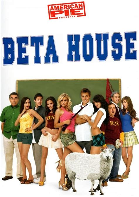 American Pie Presents Beta House 2007 Cast Crew The Movie Database Tmdb
