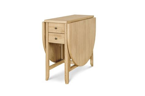 Average Dining Room Size moreno oak drop leaf table with drawers gate leg tables