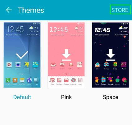 changing themes on galaxy s6 how to change themes on the galaxy s6