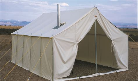 wall tent quot how it s made quot looks at the colorado canvas wall tent