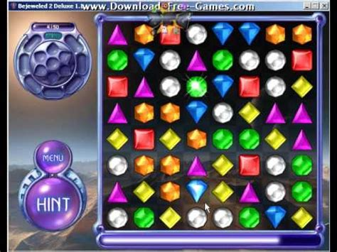 Gamis Free bejeweled 2 deluxe trailer free