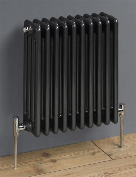 Fliese 10 X 20 by Mhs Anthrasec 1600 X 500mm 4 Column Radiator