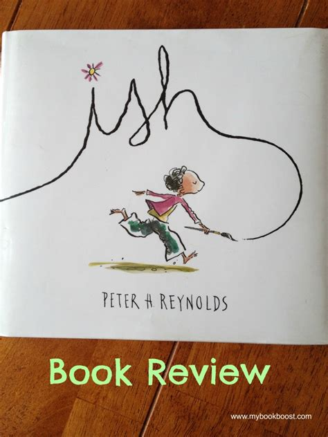 ish picture book ish book review