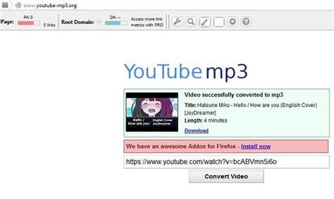 download mp3 dari youtube ini cara download mp3 dari youtube ternyata mudah