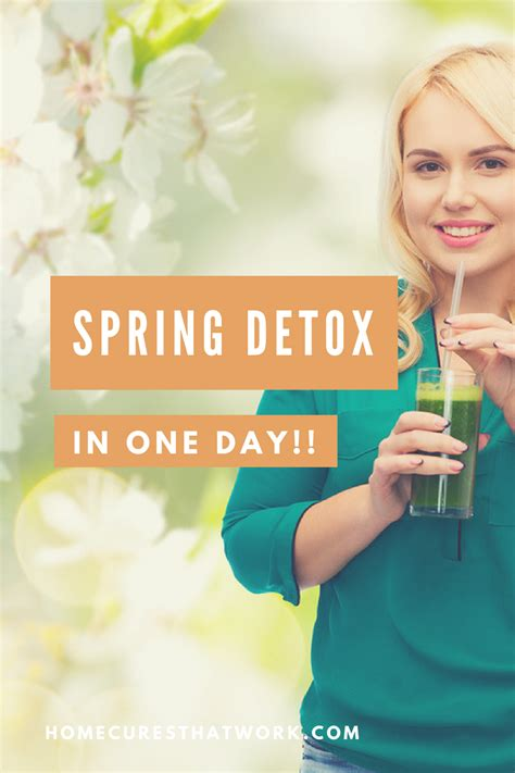 Detox That Works In One Day by How To Clean Your Health
