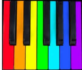 color piano the secret to understanding the layout of piano