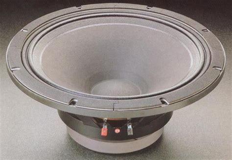 Speaker Rcf P300 l18p300 rcf l18p300 audiofanzine