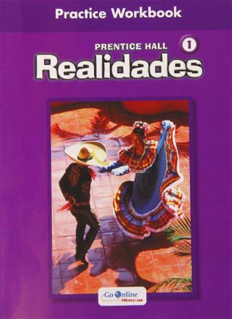 libro spanish a level grammar workbook realidades 1 practice workbook toolfanatic com