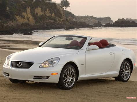 lexus sc430 lexus sc430 wallpapers and pictures