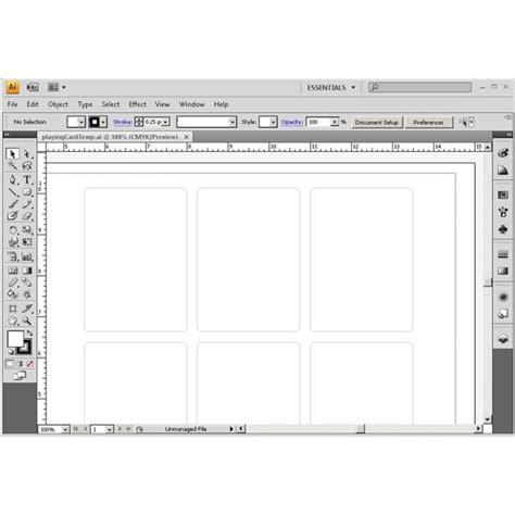 how to make a card template photoshop learn how to create cards in illustrator