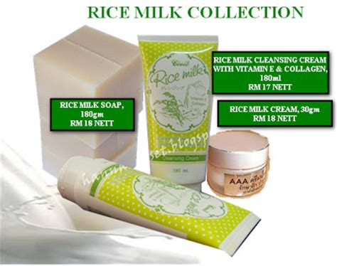 welcome to s closet rice milk soap