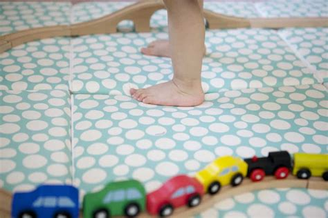 Baby Soft Floor Tiles by Best Non Toxic Play Mats For Baby Updated 2017 To Max