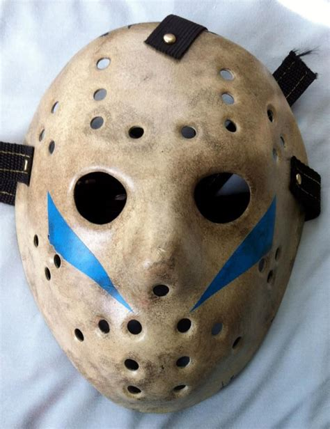 printable jason voorhees mask part 5 friday the 13th jason voorhees horror hockey