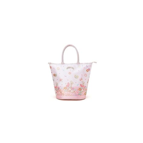 Tote Bag Melody my melody tote bag cookie the shop