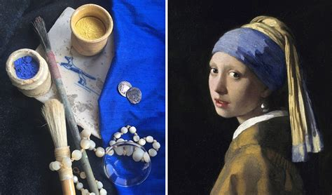 traces of vermeer vermeer s paintings are strikingly realistic did he trace them artsy