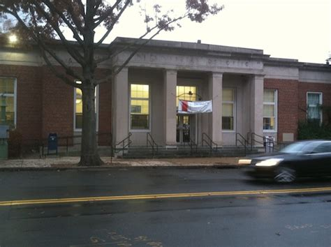 Mamaroneck Post Office by Building Of The Week Larchmont Post Office Theloop