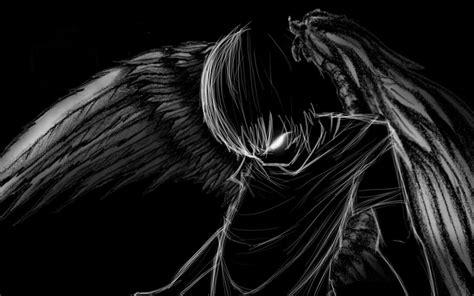 imagenes angel negro im 225 genes para portada de facebook emo imagui