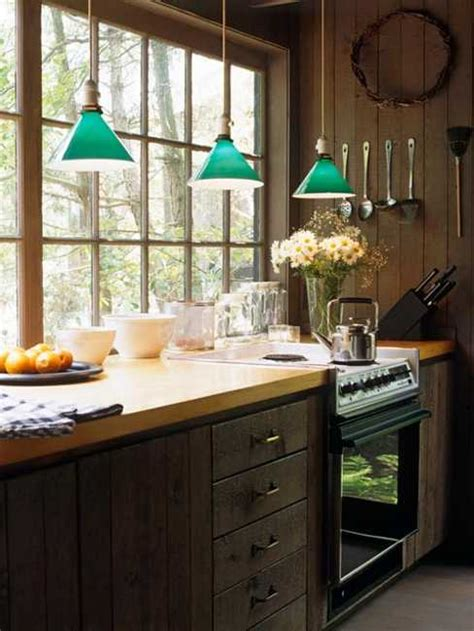 retro kitchen lighting ideas warm modern kitchen design ideas and unique accents