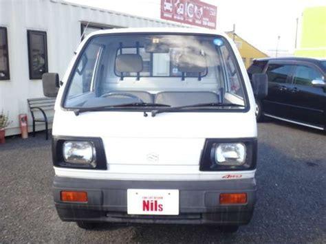 Suzuki 4wd Suzuki Carry Mini Truck 660cc 4wd 4mt Atv Utv Road