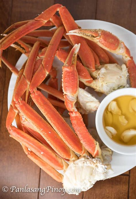 25 best ideas about crab legs recipe on pinterest snow