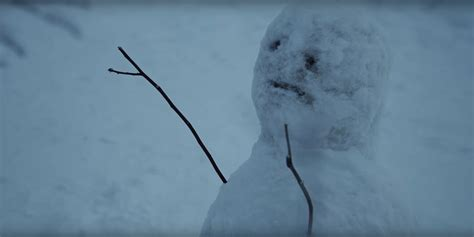 the snowman review i know what you did last snowman we live entertainment