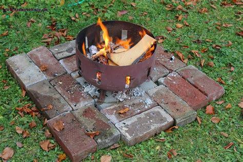 Feuerschale Selber Bauen by Feuerschale