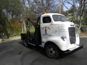 Dodge Coe For Sale Dodge 1940 Coe Tow Truck
