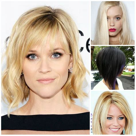 Hairstyles For 2016 For by Trendy Shoulder Length Haircuts To Try In 2016 Haircuts