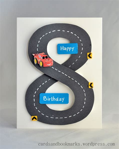 create it with paper birthday card cards