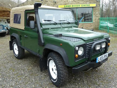 land rover london lhd defender 90 sold to fawzi in london land rover
