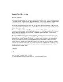 New Hire Letter Template by Best Photos Of Hiring Justification Letter Sle New