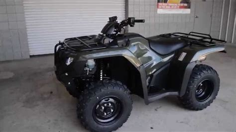2015 rancher dct for sale trx420fa1 honda of