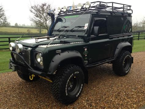 land rover defender 90 lifted http i ebayimg com t 2004 land rover defender 90 county