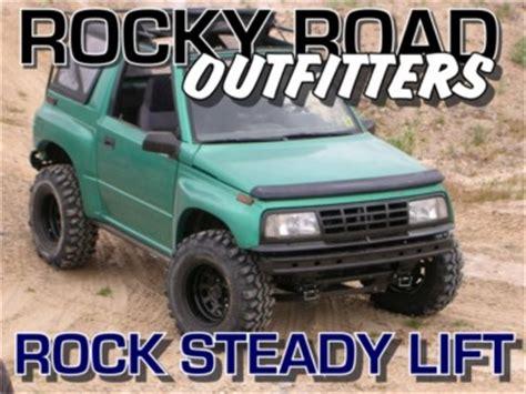 zukiworld reviews: rocky road outfitters rocksteady lift