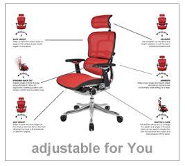 Office Chairs How To Adjust Ergohuman Enjoy Mirus And Ergohuman Plus Office Chairs