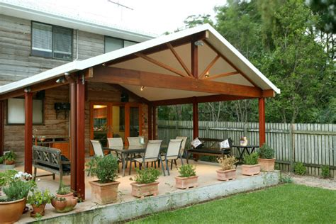 Gable Patio Designs View A Range Of Great Patio Design Ideas With Our Gallery Of Flat Gable Pitched And Fly