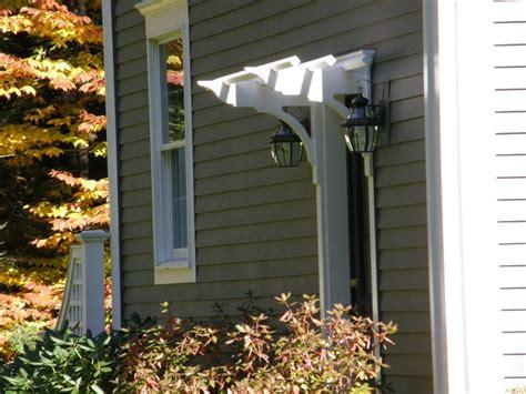 front door pergola pergola above deck door 1313 exterior