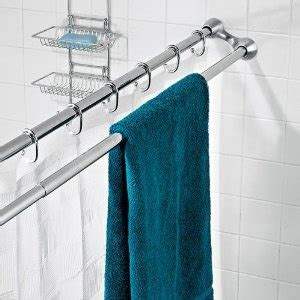 bathroom curtain holder 1000 images about bathroom decor and organization on