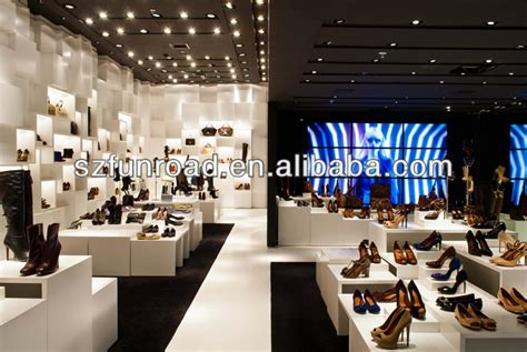 2014 luxury names shoes furniture stores with wood counter