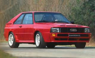 What Is Audi Quattro Car And Driver