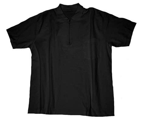 La Bette 102461419 Polo Shirt polo t shirt avec poche et avec zip noir fr my12xl
