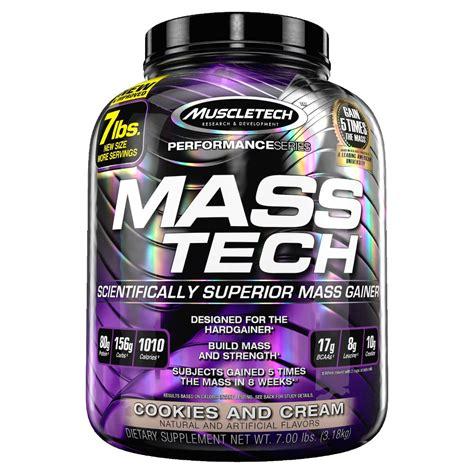 mass tech mass tech performance series 7lbs 3 2kg mass gainers