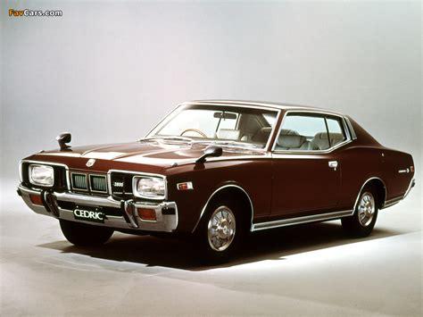 nissan cedric 330 nissan cedric coupe 330 1975 79 images 800x600