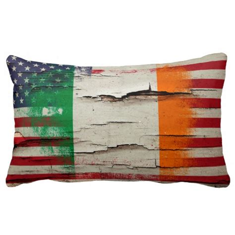 crackle paint american flag throw pillows zazzle