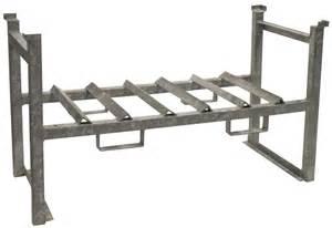 stackable drum rack and sump system 3 16 gal drum rack