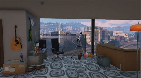 Apartment Map Gta Seoul Apartment Gta5 Mods