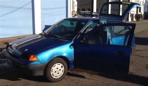 1989 Geo Metro Commercial I 1989geometro Our Site For The Best A To B Cars Made