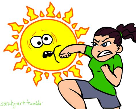 funny images of hot sun sweating heat wave gif find share on giphy
