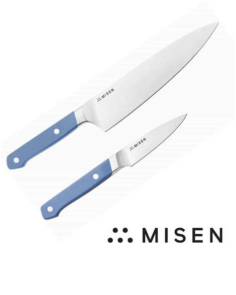 review kitchen knives misen knife set review giveaway steamy kitchen recipes
